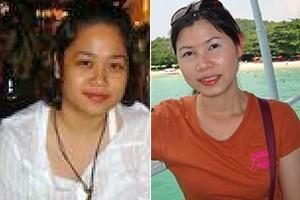 Jewel Francisco, left, and Jittra Waithayatadapong, right. Photos / Supplied