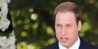 Watch: Prince William's speech to Christchurch