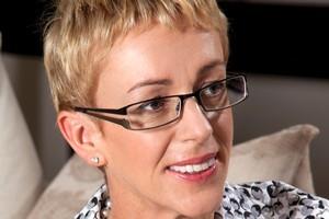 ASB Bank's new chief executive, Barbara Chapman.  Photo / supplied