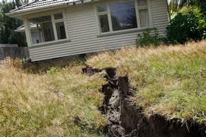 A house in Avonside, Christchurch. Photo / Sarah Ivey