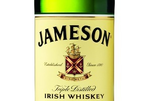 Jameson, RRP 700ml $48.95. Photo / Supplied