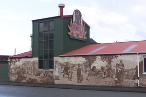 The 143-year-old Monteith's brewery will get a multi-million dollar makeover. Photo / Mark Mitchell