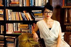 Celeste Wong enjoys wearing pieces by New Zealand designers. Photo / Babiche Martens