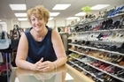 Julie Mackey, at Dress for Success Auckland, says she loves to see women regain their confidence. Photo / Ted Baghurst