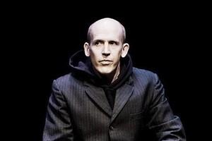 Conor Lovett in Samuel Beckett's First Love. Photo / Supplied