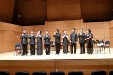 New Purple Forbidden City Orchestra. Photo / Supplied