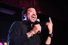 Lionel Ritchie. Photo / AP