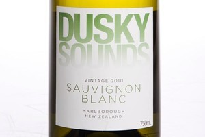 Dusky Sounds Marlborough Sauvignon Blanc 2010, $14.90-$16.90. Photo / Babiche Martens