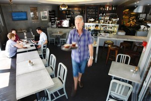 Blake Street Cafe, Herne Bay. Photo / Steven McNicholl