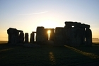 On a trip out of London you can stop off to visit the impressive prehistoric Stonehenge. Photo / Jim Eagles