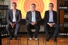 The MasterChef judges. Photo / Supplied