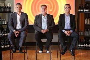 The MasterChef judges. Photo / Supplied