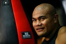 David Tua's opponent Demetrice King is confident he can handle the Kiwi's puching power. Photo / Supplied