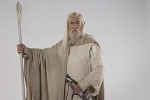 Sir Ian McKellen as Gandalf. Photo / Supplied