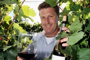 Te Awa winemaker Ant Mackenzie will be sharing his experience at the wine tasting event on Tuesday 22 March. Photo / Hawke's Bay Today