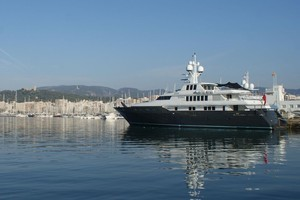Superyachts in Palma, Mallorca, Spain. Photo / Mark O'Connor