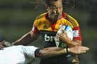 The Chiefs really appreciate the skills of Tana Umaga. Photo / Getty Images