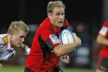 More than 30,000 tickets to the Crusaders clash against the Sharks were sold in the first 30 hours. Photo / Getty Images