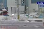 Eyewitness video of the tsunami.
