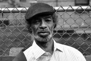 Gil Scott-Heron. Photo / Mischa Richter