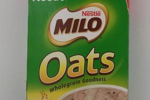 Nestle Milo Oats. Photo / Supplied