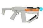 Sony's Sharp Shooter accessory aims to put players right in the game with 3D titles like Killzone 3. Photo / Supplied