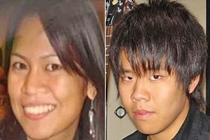 Emmabelle Anoba and Tomoki Ishikuro were students at King's Education and died in February's earthquake in Christchurch. Photos / Supplied