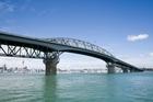 Auckland Harbour Bridge. Photo / Thinkstock