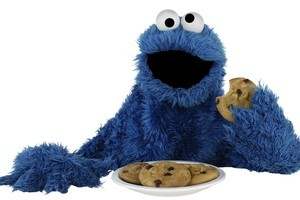 Sesame Street's Cookie Monster. Photo / Supplied