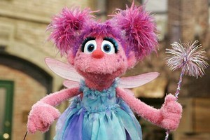 Sesame Street's newest resident Abby Cadabby. Photo / Supplied