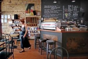 One 2 One Cafe, Ponsonby. Photo / Natalie Slade