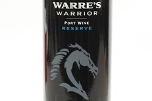Warre's Warrior Reserve Port, $59. Photo / Steven McNicholl 