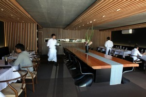 Cocoro's fitout takes its cue from the Japanese aesthetic sensibility of simplicity. Photo / Janna Dixon