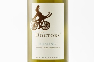 2010 The Doctors' Riesling, $22. Photo / Supplied
