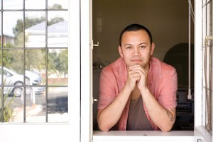 Stylist Dan Ahwa. Photo / Babiche Martens