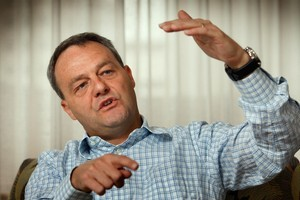 Jan Zijderveld says he will apply lessons from Southeast Asia to Europe. Photo / Brett Phibbs