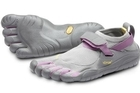 Minimalist training shoes such as the Vibram Five Fingers are new on the block compared to styles; but podiatrists say the jury is out on which is better. Photo / Supplied