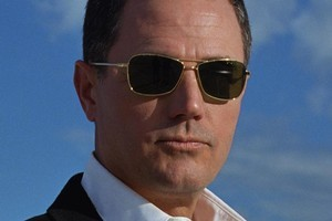 American crime writer Robert Crais. Photo / Supplied