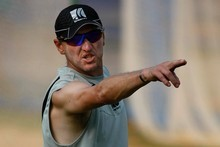 New Zealand's bowling coach Allan Donald. Photo / AP