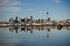 Brown says he wants a collaboration to be looking thirty years into the future for Auckland. Photo / Paul Estcourt