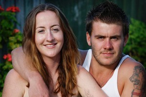 Antonia Baker and fiance James Vincent were best mates long before the move to become life mates. Photo / Christine Cornege
