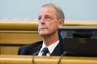 Nathans Finance director Donald Young. Photo / Paul Estcourt