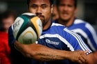 Isaia Toeava has been one of the more consistent performers for the Blues. Photo / Greg Bowker