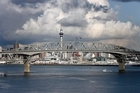 Auckland Harbour. Photo / Dean Purcell