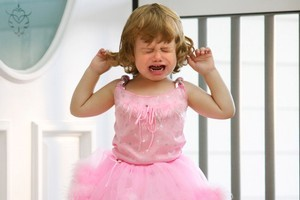 Suddenly, without warning, dressing my daughter in the morning became a battle of wills that would usually end with me fuming in the kitchen and her sobbing triumphantly. Photo / Thinkstock
