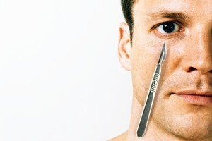 Cosmetic surgery isn't just for women anymore. Photo / Thinkstock