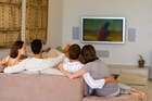 2011 could just be the official year flat screens are king. Photo / Thinkstock