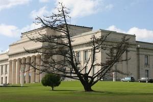 Auckland War Memorial Museum. Photo / Glenn Jeffrey