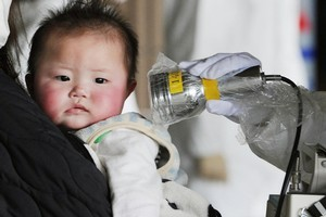 Many Japanese officials have worked selflessly to contain leaked radiation from the Fukushima nuclear facility. Photo / AP