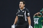 Ross Taylor says the key to beating Sri Lanka will be dismissing their top four, including Tillakaratne Dilshan, as early as possible. Photo / AP